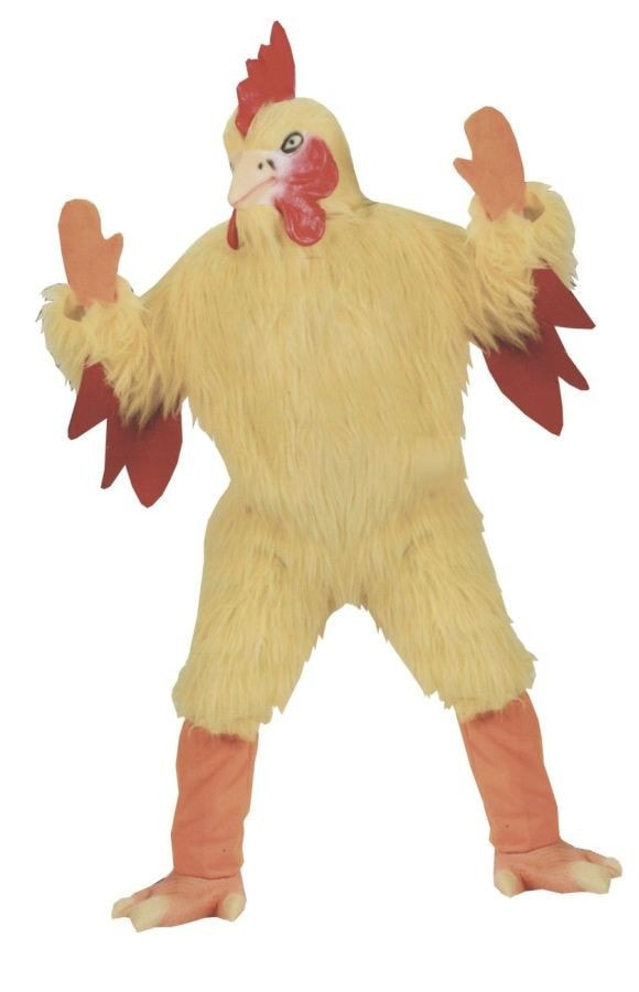 Morris Funny Chicken - MaxWigs