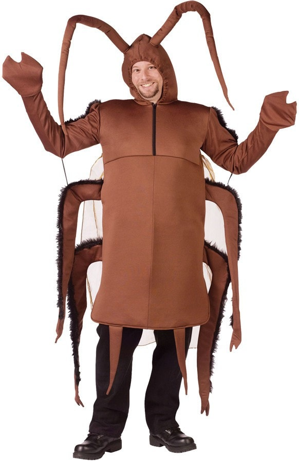Morris Cockroach Adult Costume - MaxWigs