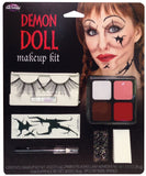 Morris Demon Doll Face M/u Kit - MaxWigs