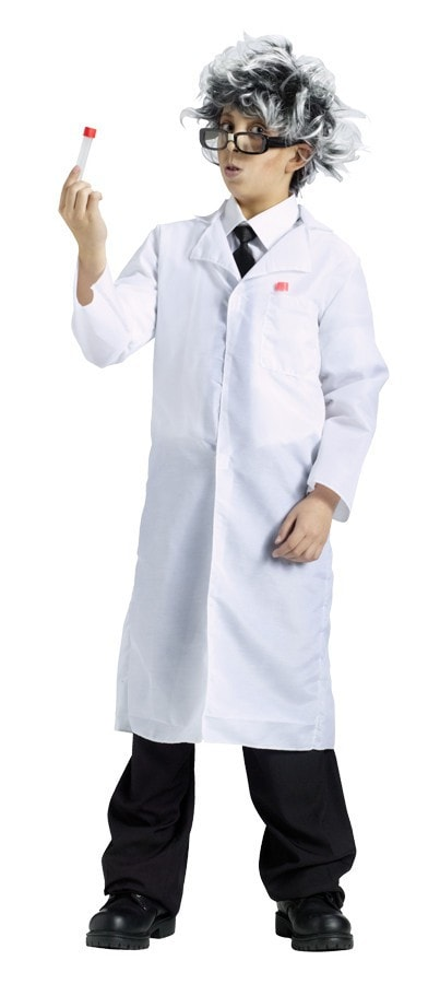 Morris Lab Coat Child - MaxWigs