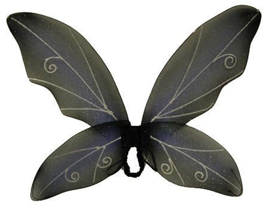 Morris Wings Butterfly Blue - MaxWigs