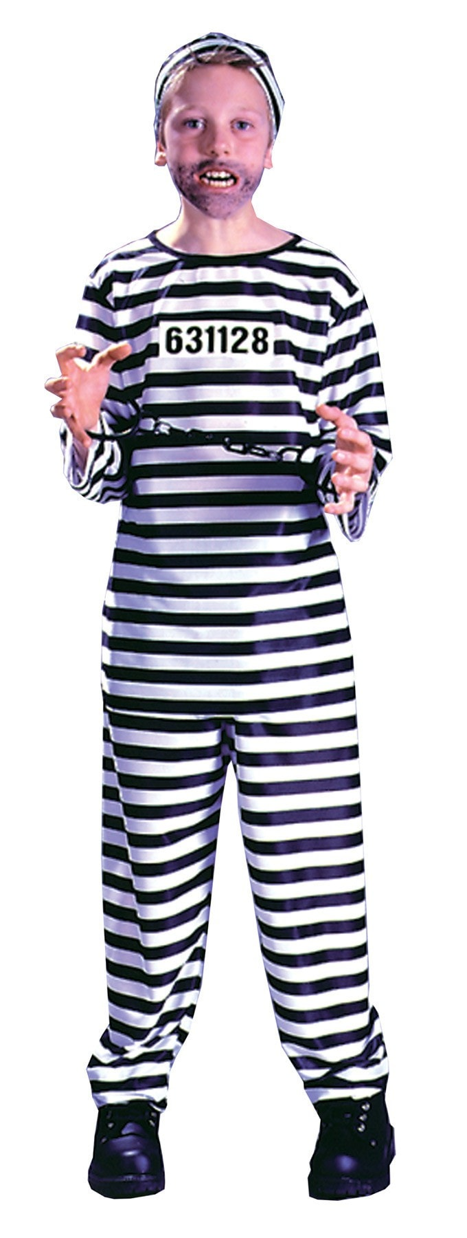 Morris Jailbird Child Large - MaxWigs