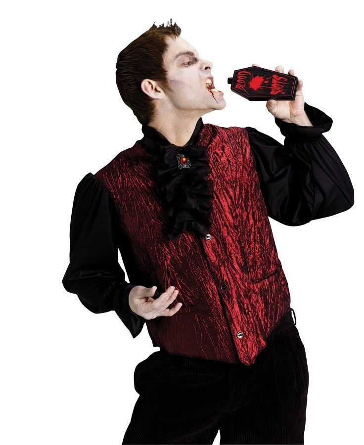 Morris Drinking Drac Adult - MaxWigs
