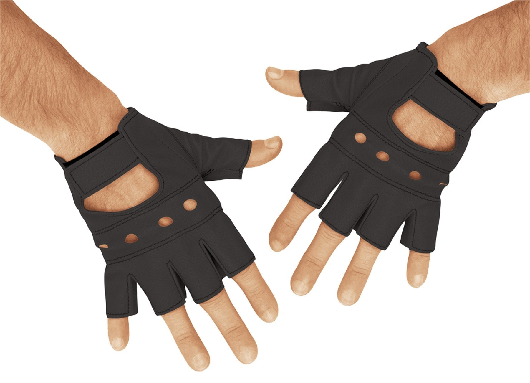 Morris Gloves Racer/biker - MaxWigs