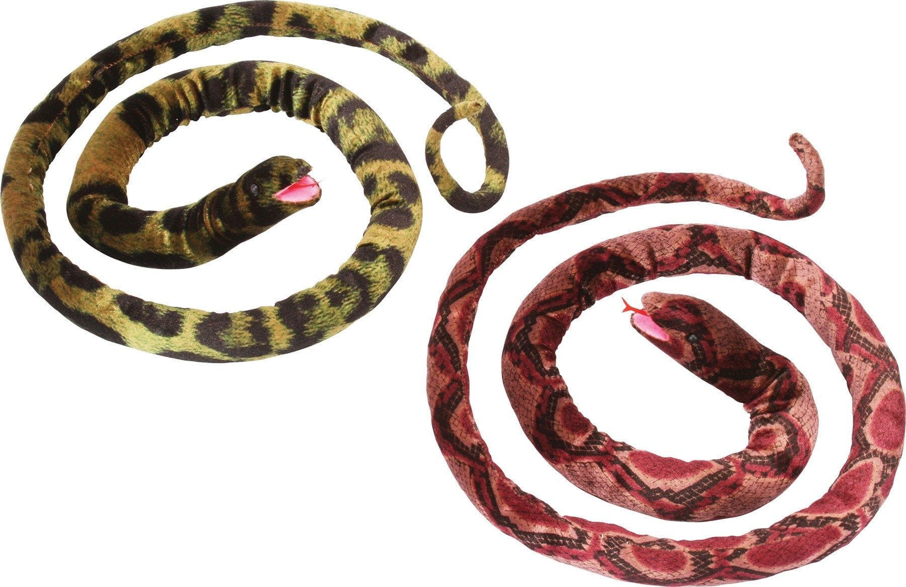 Morris 60 Inch Wild Jungle Snake - MaxWigs