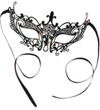 Morris Butterfly Laser Cut Mask Small - MaxWigs