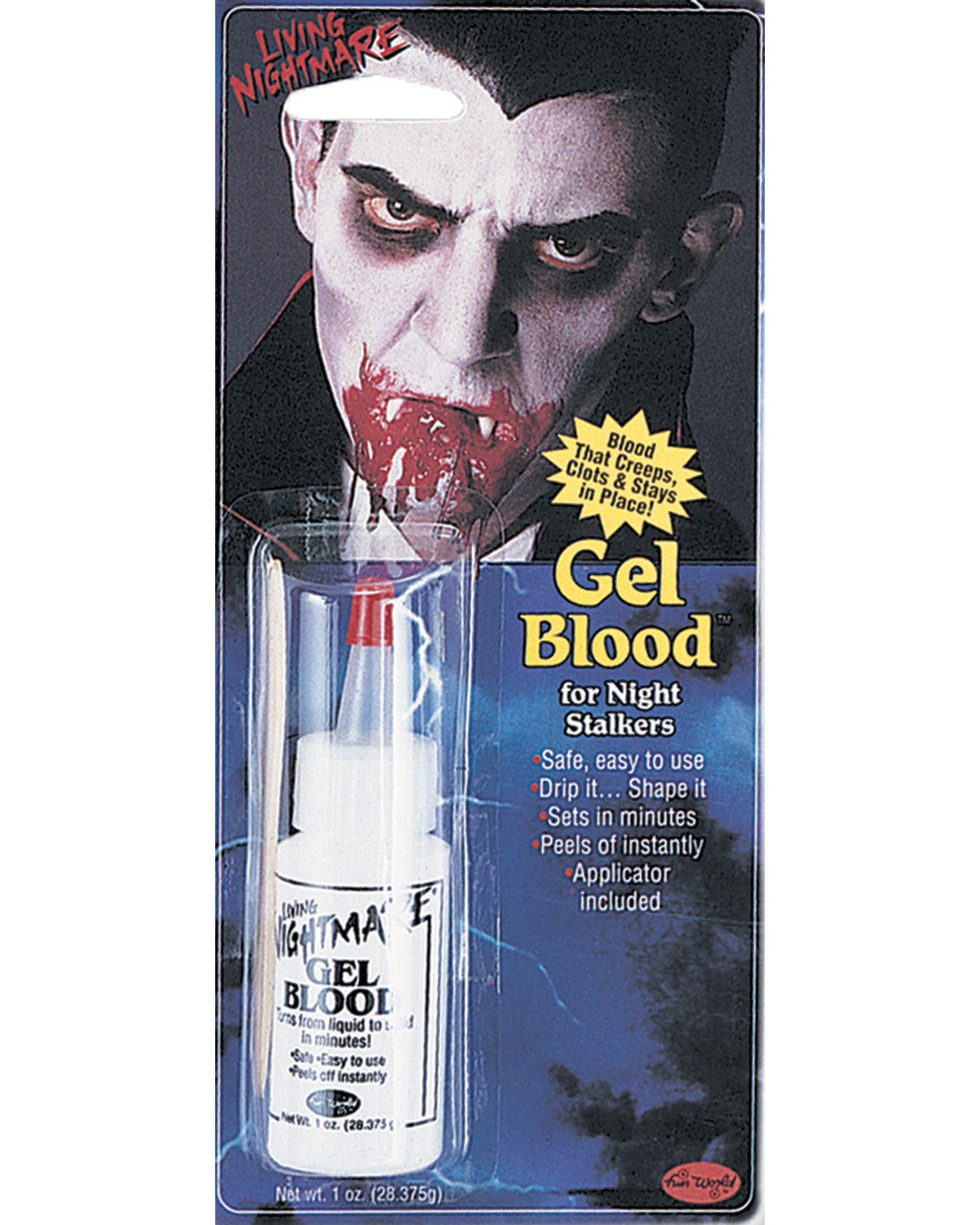 Living Nightmare Gel Blood