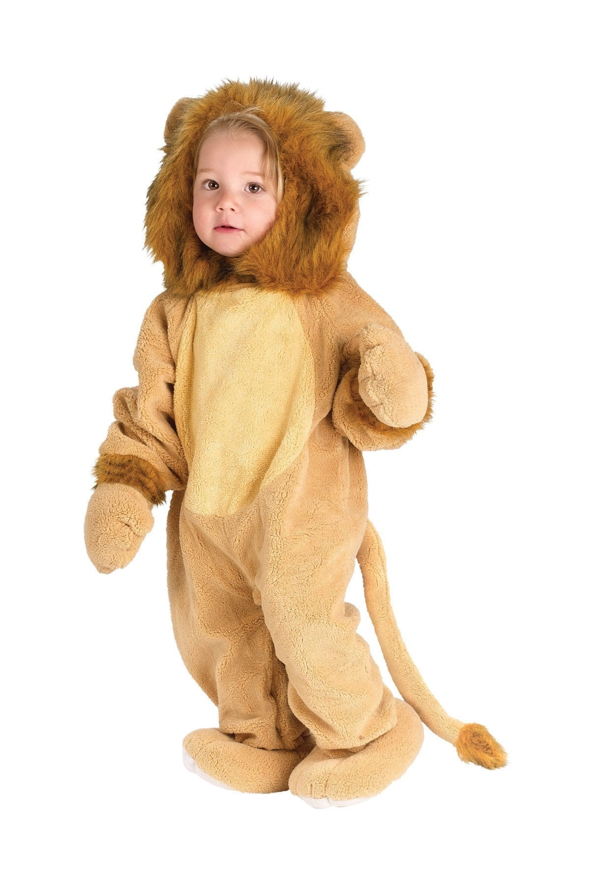 Morris Cuddly Lion 12 To 24 Months - MaxWigs