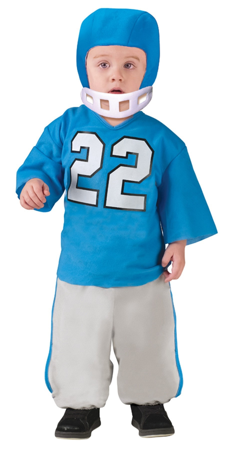 Morris Football Player Toddler 4-6 - MaxWigs