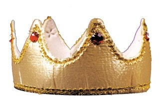 Morris Crown Kings With Jewels - MaxWigs