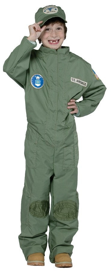 Morris Air Force Child 4 To 6 - MaxWigs