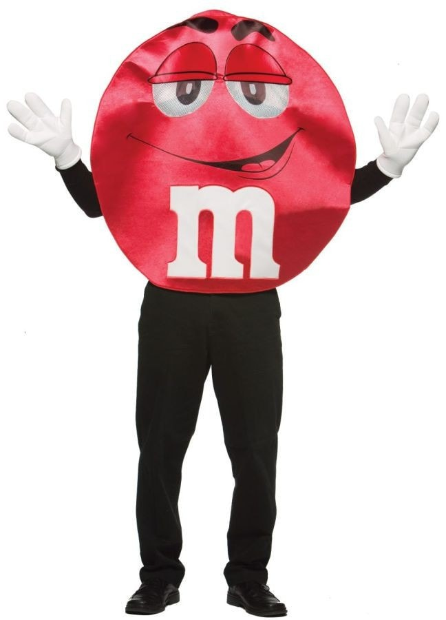 Morris M&m's Red Deluxe - MaxWigs