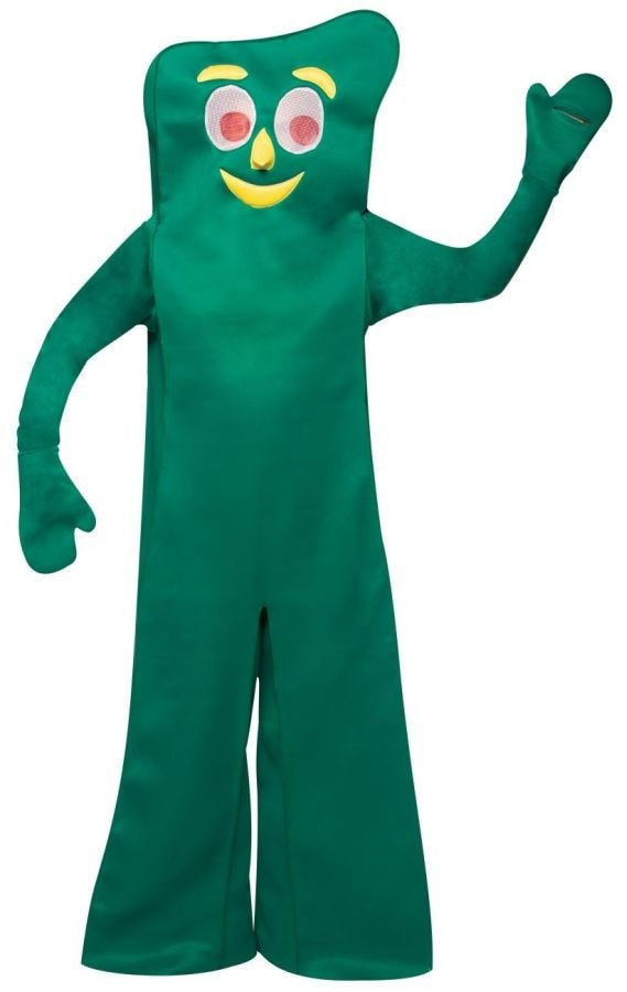 Morris Gumby Adult Costume - MaxWigs