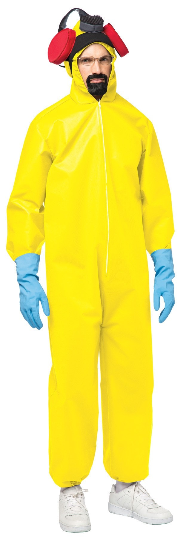 Morris Breaking Bad Toxic Suit - MaxWigs