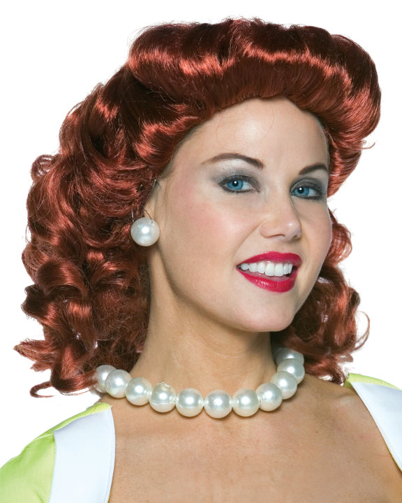 Vintage Housewife Wig