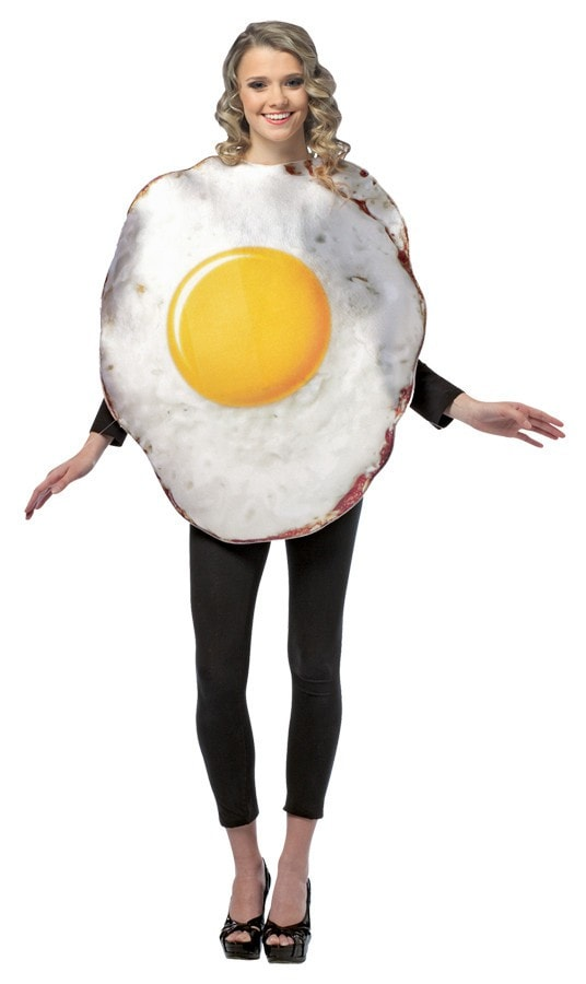 Morris Egg Fried Adult - MaxWigs