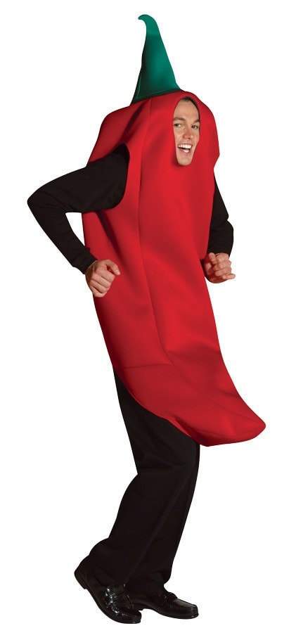 Morris Chili Pepper Costume Adult - MaxWigs