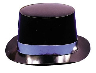Morris Top Hat Cardbrd 1 Hat Eq 1 Unt - MaxWigs