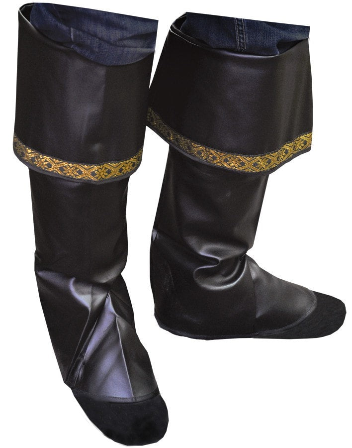 Morris Pirate Boot Cover - MaxWigs