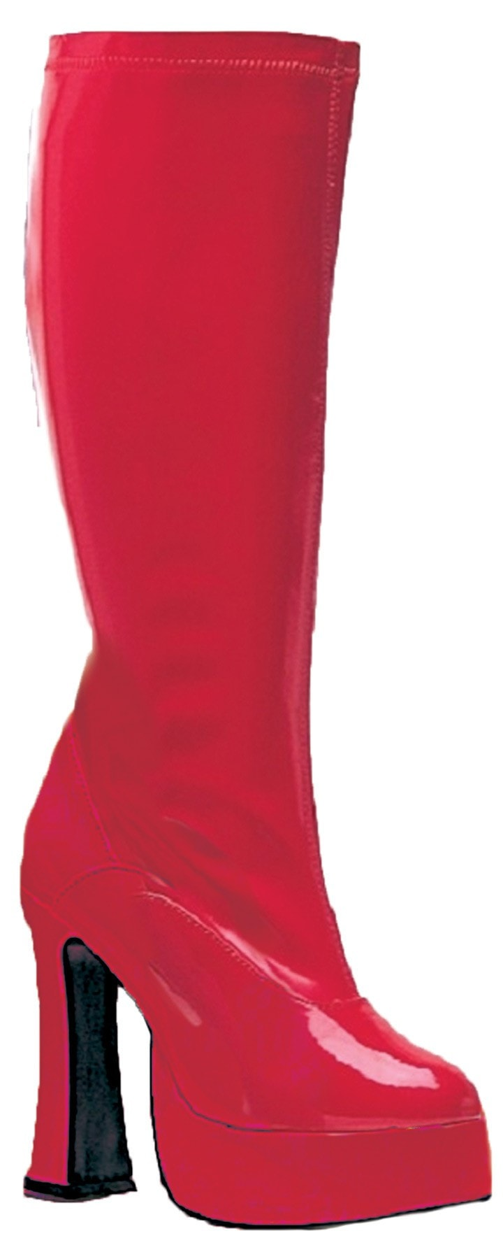 Morris Boot Chacha Red Size 8 - MaxWigs