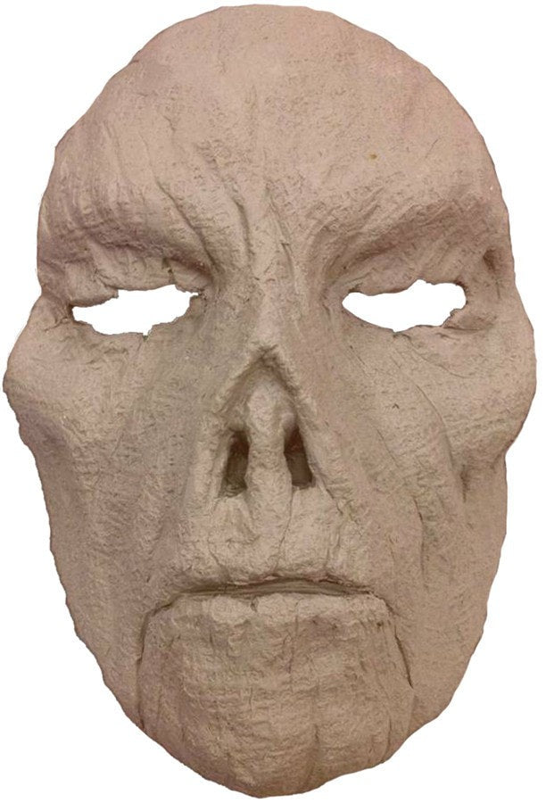 Morris Scarecrow Foam Latex Face - MaxWigs