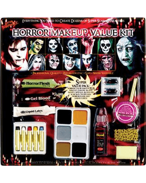 Morris Horror Family Makeup Kit - MaxWigs
