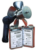 Morris Cobweb Machine W Fluid Solvnt - MaxWigs