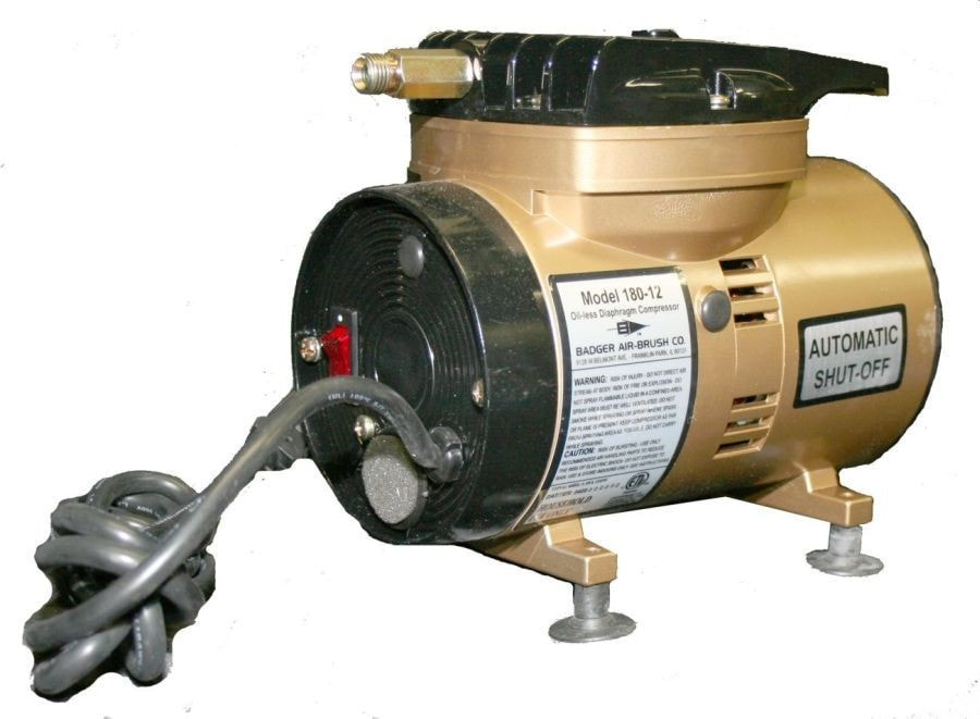 Morris Air Compressor 115v 40psi - MaxWigs