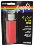 Morris Glow Paint Red Acrylic 2 Oz - MaxWigs