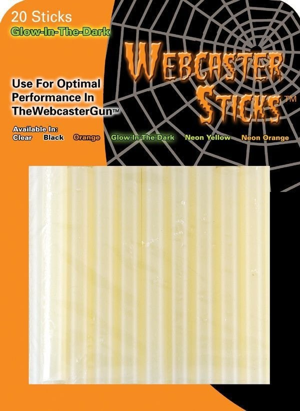 Morris Webcaster Web Stick Clear - MaxWigs
