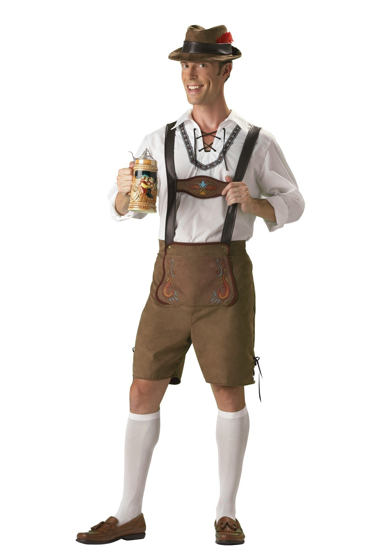 Morris Oktoberfest Guy Large - MaxWigs