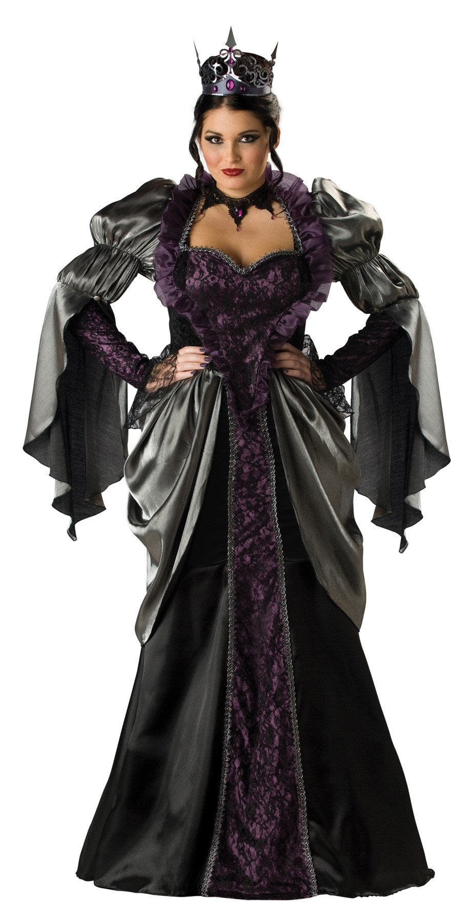 Morris Wicked Queen 3xl - MaxWigs