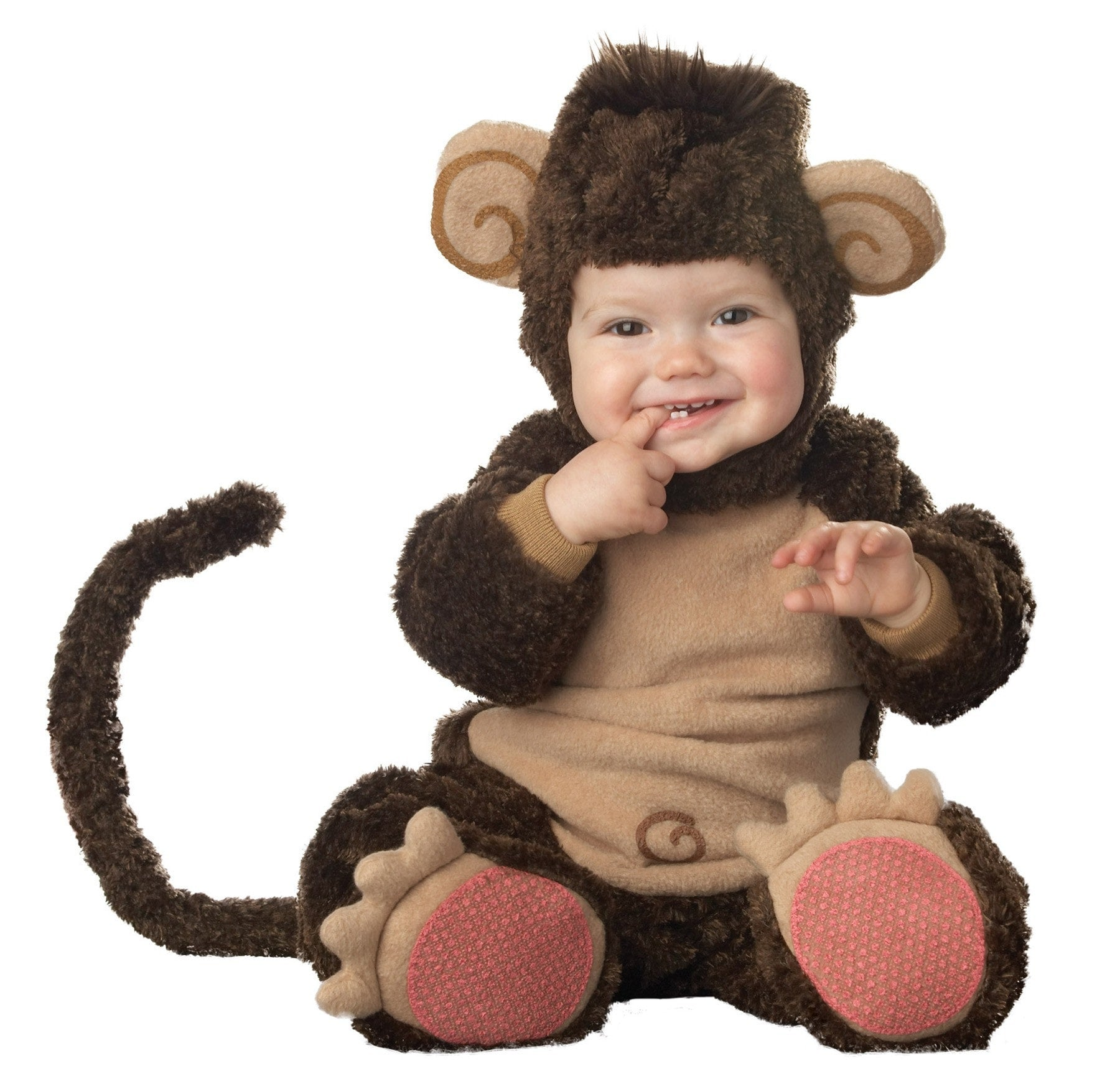 Morris Lil Monkey Lil Character 18m-2 - MaxWigs