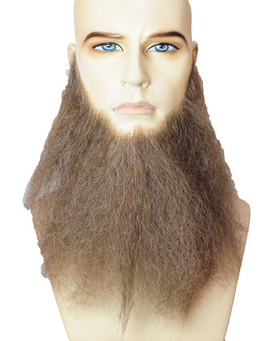 "10"" Long Human Hair Full Face Beard Duck Dynasty"