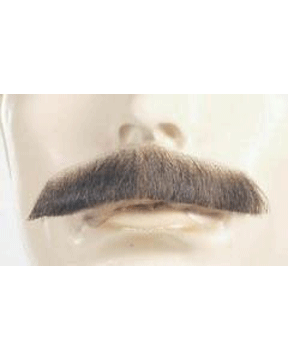M61 Synthetic/Human Blend Handmade Mustache CLEARANCE