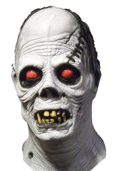 Morris Albino Ghoul Latex Mask - MaxWigs