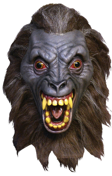 Morris Awl Werewolf Demon Mask - MaxWigs