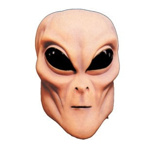 Morris Alien Mask - MaxWigs