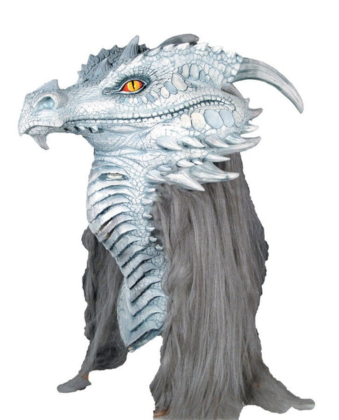 Morris Ancient Dragon Premiere Mask - MaxWigs