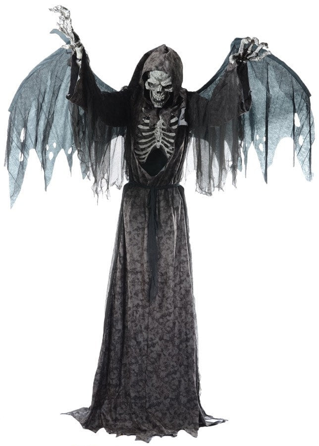 Morris Angel Of Death Life Size Anima - MaxWigs