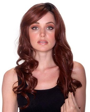 Pure Honey Heat Friendly Lace Front Wig