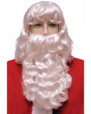 Lacey Costume Santa Set Super Deluxe 002ex Extra Large - MaxWigs