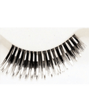 Lacey Costume Silver Lashes - MaxWigs