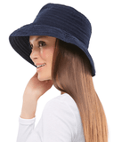 Jon Renau Velvet Ribbon Hat - MaxWigs
