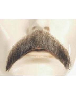 Walrus Synthetic/Human Blend Handmade Mustache CLEARANCE