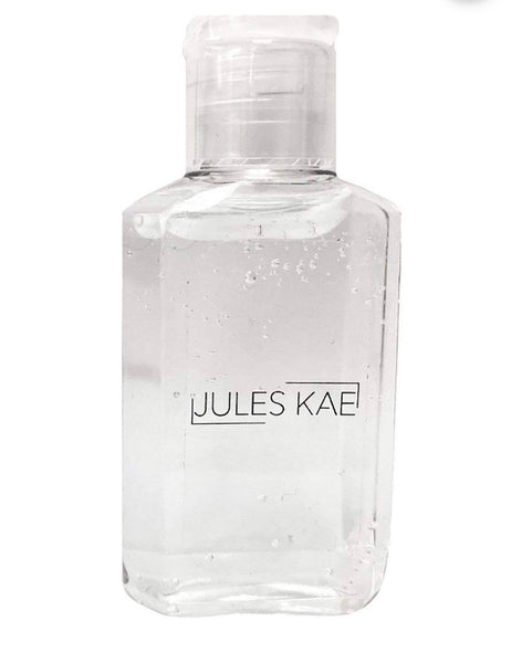 Jules Kae - Hand Sanitizer Key Chain with Refillable Bottle