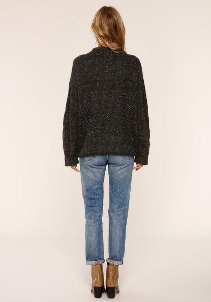Heartloom - Roscoe Sweater in Black