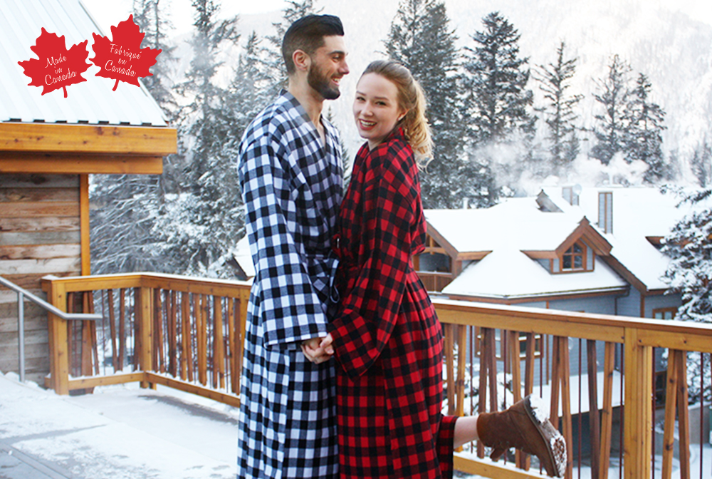 WOMENS FLANNEL  ROBES