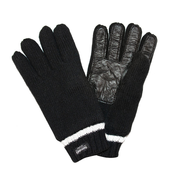 Men's Thinsulate Gloves Black