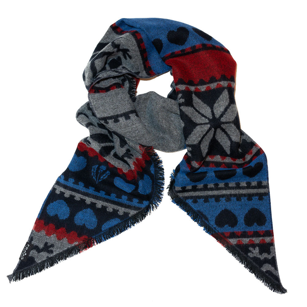 Scarf Dark Navy